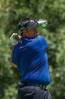 Kiradech Aphibarnrat (THA) during the 2nd round at the Nedbank Golf Challenge hosted by Gary Player,  Gary Player country Club, Sun City, Rustenburg, South Africa. 15/11/2019 <br /> Picture: Golffile | Tyrone Winfield<br /> <br /> <br /> All photo usage must carry mandatory copyright credit (© Golffile | Tyrone Winfield)