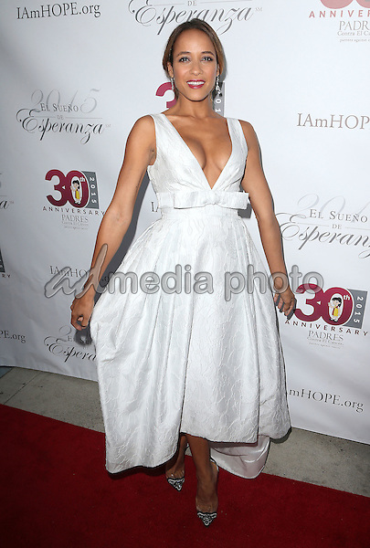 17 September 2015 - Hollywood, California - Dania Ramirez<br /> . Padres Contra El Cancer's 15th Annual &quot;El Sueno De Esperanza&quot; held at Boulevard3. Photo Credit: F. Sadou/AdMedia