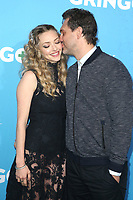 LOS ANGELES, CA - MARCH 6: Amanda Seyfried and Thomas Sadoski at the Woled Premiere of Gringo at L.A. Live Regal Cinemas in Los Angeles, California on March 6, 2018. <br /> CAP/MPIFS<br /> &copy;MPIFS/Capital Pictures