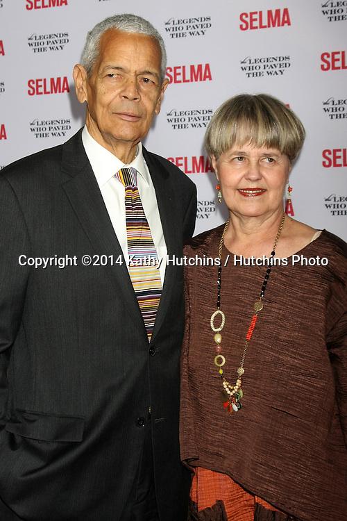 "SANTA BARBARA - DEC 6:  Julian Bond at the ""Selma"" & Legends Who Paved the Way Gala at the Bacara Resort & Spa on December 6, 2014 in Goleta, CA"