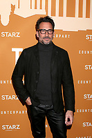 LOS ANGELES - DEC 3:  Lawrence Zarian at the Counterpoint Season 2 Premiere at the ArcLight Hollywood on December 3, 2018 in Los Angeles, CA