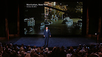 An Inconvenient Sequel: Truth to Power (2017)<br /> Al Gore giving his updated presentation in Houston, TX <br /> *Filmstill - Editorial Use Only*<br /> CAP/FB<br /> Image supplied by Capital Pictures
