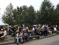 Groß-Gerau 24.08.2018: Volk im Schloss<br /> Besucher bei Volk im Schloss<br /> Foto: Vollformat/Marc Schüler, Schäfergasse 5, 65428 R'heim, Fon 0151/11654988, Bankverbindung KSKGG BLZ. 50852553 , KTO. 16003352. Alle Honorare zzgl. 7% MwSt.