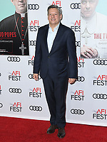 "18 November 2019 - Hollywood, California - Ted Sarandos. 2019 AFI Fest's "" The Two Popes"" Los Angeles Premiere held at TCL Chinese Theatre. Photo Credit: Birdie Thompson/AdMedia"