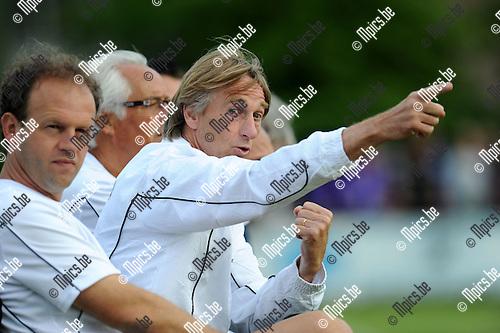 2012-06-23 / Voetbal / seizoen 2012-2013 / KFCO Wilrijk - Beerschot AC / Adrie Koster..Foto: Mpics.be