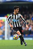2nd December 2017, Stamford Bridge, London, England; EPL Premier League football, Chelsea versus Newcastle United; Mikel Merino of Newcastle United