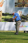 Stephen Dodd (WAL) tees off on the 18th tee during Day 3 Saturday of the Open de Andalucia de Golf at Parador Golf Club Malaga 26th March 2011. (Photo Eoin Clarke/Golffile 2011)