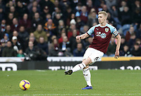 Burnley's Ben Mee<br /> <br /> Photographer Rich Linley/CameraSport<br /> <br /> The Premier League - Burnley v Everton - Wednesday 26th December 2018 - Turf Moor - Burnley<br /> <br /> World Copyright &copy; 2018 CameraSport. All rights reserved. 43 Linden Ave. Countesthorpe. Leicester. England. LE8 5PG - Tel: +44 (0) 116 277 4147 - admin@camerasport.com - www.camerasport.com