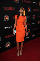 """Stephanie Sigman<br /> at the """"Cesar Chavez"""" Los Angeles Premiere, TCL Chinese Theater, Hollywood, CA 03-20-14<br /> David Edwards/DailyCeleb.Com 818-249-4998"""