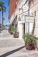 Retail Shops in Downtown La jolla of San Diego County