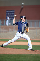 Phillip Humber - San Diego Padres 2016 spring training (Bill Mitchell)