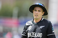 Tim Southee (New Zealand) during India vs New Zealand, ICC World Cup Warm-Up Match Cricket at the Kia Oval on 25th May 2019