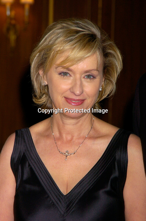 Tina Brown ..at the 2004 Pen Literary Dinner and the Presentation of Free Expression Awards  on April 20, 2004 at The ..Pierre Hotel in New York City. ..Photo by Robin Platzer, Twin Images