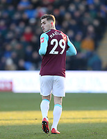 West Ham United's Toni Martinez<br /> <br /> Photographer Rob Newell/CameraSport<br /> <br /> The Emirates FA Cup Third Round - Shrewsbury Town v West Ham United - Sunday 7th January 2018 - New Meadow - Shrewsbury<br />  <br /> World Copyright &copy; 2018 CameraSport. All rights reserved. 43 Linden Ave. Countesthorpe. Leicester. England. LE8 5PG - Tel: +44 (0) 116 277 4147 - admin@camerasport.com - www.camerasport.com