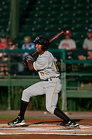 James Skelton of the Bradenton Marauders during the game at Jackie Robinson Ballpark in Daytona Beach, Florida on August 3, 2010. Photo By Scott Jontes/Four Seam Images