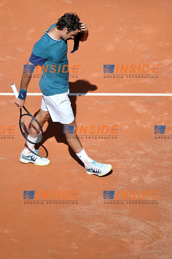 Roger Federer Switzerland <br /> Roma 14-05-2014 Foro Italico, Internazionali d'Italia di Tennis. Foto Andrea Staccioli / Insidefoto