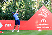 Louis Oosthuizen (RSA) during the pro-am at the WGC HSBC Champions, Sheshan Golf Club, Shanghai, China. 30/10/2019.<br /> Picture Fran Caffrey / Golffile.ie<br /> <br /> All photo usage must carry mandatory copyright credit (© Golffile | Fran Caffrey)