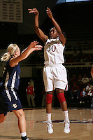 STANFORD, CA - NOVEMBER 1:  Nnemkadi Ogwumike of the Stanford Cardinal during Stanford's 107-49 win over Vanguard on November 8, 2009 at Maples Pavilion in Stanford, California.