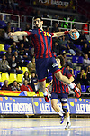 2013-12-03-FC Barcelona vs Fertiberia Puerto Sagunto: 43-20.