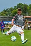 18.07.2017, Alexander-Moksel-Stadion, Buchloe, GER, FSP, FC Augsburg vs FC Tokyo, im Bild Marcel Heller (Augsburg #7)<br /> <br /> Foto &copy; nordphoto / Hafner