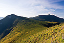 A rugged look north up Franconia Ridge on a beautiful summer afternoon.