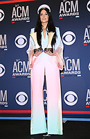 54th Annual ACM Awards - Press Room