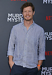 "Anders Holm 111 arrives at the LA Premiere Of Netflix's ""Murder Mystery"" at Regency Village Theatre on June 10, 2019 in Westwood, California"