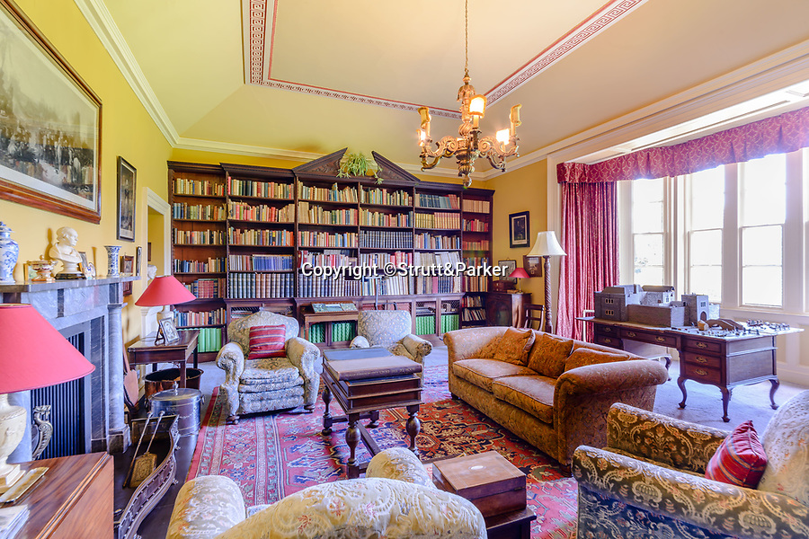 BNPS.co.uk (01202 558833)<br /> Pic: Strutt&Parker/BNPS<br /> <br /> Additional rooms provide excellent space for relaxing or entertaining, including a sitting room, games room and a play room.<br /> <br /> A stunning castle that once belonged to. swashbuckling sailor who killed the real-life Jack Sparrow has gone on the market for offers over £1.9m.<br /> <br /> Coupland Castle in Northumberland is Grade I listed and is steeped in history dating back to the 12th century.<br /> <br /> It's Pele Tower was the last fortified building to be constructed in the Border area and before that the land on which it was built belonged to Sir John de Coupland, who captured the Scottish King at the Battle of Neville's Cross in 1346.<br /> <br /> During the 18th century a separate farmhouse was added to the south-west of the now L-shaped tower and it was sold in 1713 to Sir Chaloner Ogle.