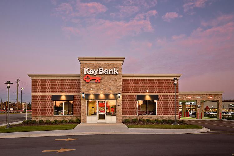 Key Bank Orchard Lake Rd Branch | Architects: Key bank