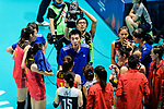 FIVB Volleyball Nations League Hong Kong match between China and Argentina on May 29, 2018 in Hong Kong, Hong Kong. Photo by Marcio Rodrigo Machado / Power Sport Images
