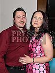 Sarah Finger celebrating her 30th birthday in Brú with partnerCiaran McCallion. Photo:Colin Bell/pressphotos.ie