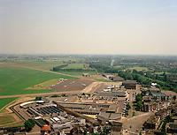 Mei 1994. Luchthaven van Deurne.