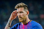Lionel Andres Messi of FC Barcelona looks during the La Liga 2017-18 match between FC Barcelona and SD Eibar at Camp Nou on 19 September 2017 in Barcelona, Spain. Photo by Vicens Gimenez / Power Sport Images
