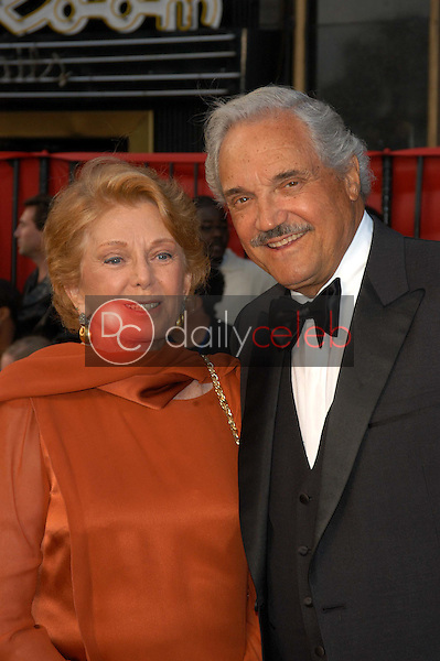 Hal Linden and wife Francis