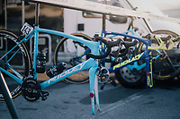 Team Luxembourg bikes about ready...<br /> <br /> MEN ELITE ROAD RACE<br /> Kufstein to Innsbruck: 258.5 km<br /> <br /> UCI 2018 Road World Championships<br /> Innsbruck - Tirol / Austria
