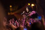 Spanish music Bumbury at Dcode music festival in Madrid. September 10, 2016. (ALTERPHOTOS/Rodrigo Jimenez)