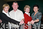 the Ballroom of Romance in the Community.Centre, Ballybunion, on Friday night.