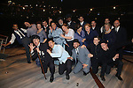 The cast of the Signature Theatre Production of 'Titanic' on January 14, 2017 in Shirlington, Virginia.