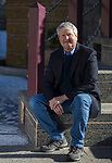 Author Dr. Shane Templeton along the Truckee River in downtown Reno, Nev., Thursday, December 21, 2017. (AP Photo/Tom R. Smedes)