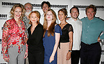 Laila Robins, Phillip Bosco,  Swoosie Kurtz, Gareth Saxe, Lily Rabe, Jenny Sterlin, Bill Camp & John Christopher Jones attending the press Meet and Greet with the cast of The Roundabout Theatre Company production of HEARTBREAK HOUSE in New York City.<br />August 23, 2006