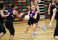Silver Ferns Training 091018
