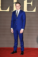 Josh Dylan<br /> at the &quot;Allied&quot; UK premiere, Odeon Leicester Square, London.<br /> <br /> <br /> &copy;Ash Knotek  D3202  21/11/2016