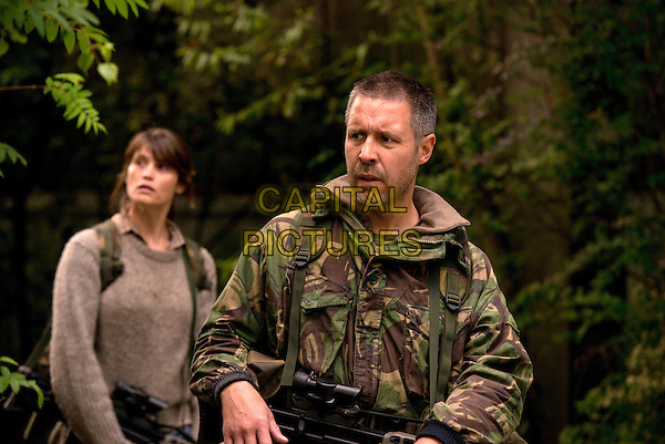 The Girl with All the Gifts (2016) <br /> Gemma Arterton &amp; Paddy Considine<br /> *Filmstill - Editorial Use Only*<br /> CAP/KFS<br /> Image supplied by Capital Pictures