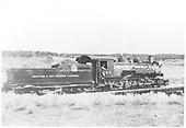 K-36 #486 near Gato.<br /> D&amp;RGW  M.P. 445.60 near Gato, CO  Taken by Payne, Andy M. - 1930