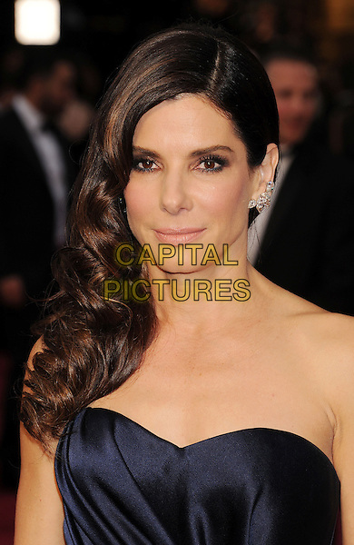 HOLLYWOOD, CA- MARCH 02: Actress Sandra Bullock attends the 86th Annual Academy Awards held at Hollywood &amp; Highland Center on March 2, 2014 in Hollywood, California.<br /> CAP/ROT/TM<br /> &copy;Tony Michaels/Roth Stock/Capital Pictures