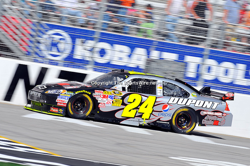 Mar 08, 2009; 2:18:04 PM; Hampton, GA, USA; NASCAR Sprint Cup Series race for the Kobalt Tools 500 at the Atlanta Motor Speedway.  Mandatory Credit: (thesportswire.net)