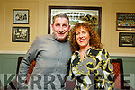 Paidi O'Shea and Sharon Cregan from Tralee enjoying the evening out in the Brogue Inn on Friday night.