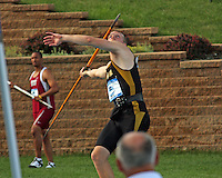 Mizzou 2008 NCAA Outdoor Nationals