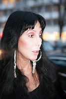 CHER in PARIS FRA