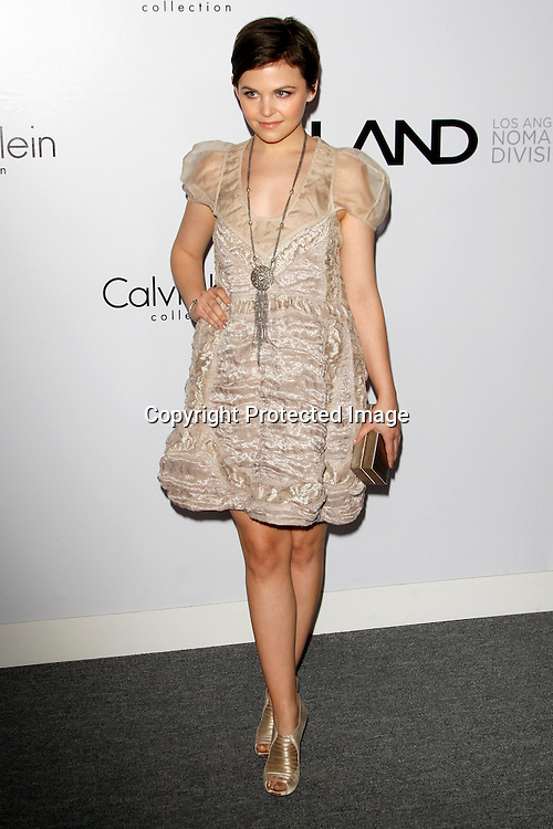 Ginnifer Goodwin.Rachel Griffiths.Rachel Griffiths.Calvin Klein Collection & Los Angeles Nomadic Division (LAND) 1st Annual Celebration For L.A. Arts Monthly and Art Los Angeles Contemporary (ALAC) on January 28, 2010 in Los Angeles, California